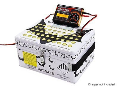 Chargers 56605 Rc Bat Safe Lipo Battery Charging Safe Box Buy It Now Only 56 11 On Ebay Chargers Battery Charging Safe Box Lipo Battery Battery