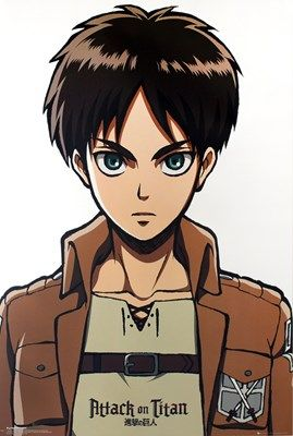 Delve Into The Animated World Of Character Eren As He Joins The Military To Fight The Humanoid Titans Attack On Titan Eren Attack On Titan Trends International