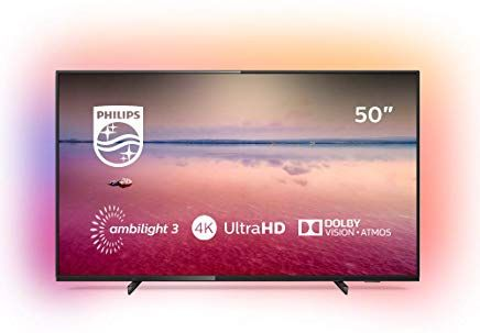Philips Ambilight 50pus6704 12 Fernseher 126 Cm 50 Zoll Led