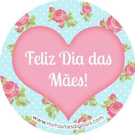 Adesivos Dia Das Maes Com Imagens Feliz Dia Das Maes Ideias