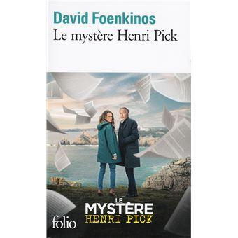 Le Mystère Henri Pick Poche David Foenkinos Achat Livre Ou Ebook Le Mystere David Livre