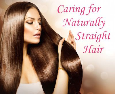 Hair Care 101: Tips on how to care for naturally straight hair