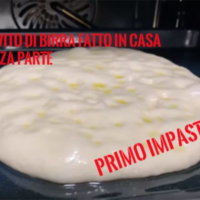 Ricetta Lievito Madre Barbato.Lievito Naturale Lievito Madre Lievito Padre Ricetta Ricette Idee Alimentari Pizza In Teglia