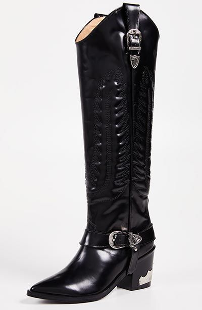 designer womens cowboy boots