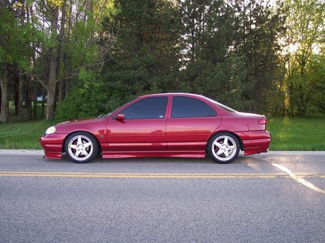 2000 Ford Contour SVT Wallpaper