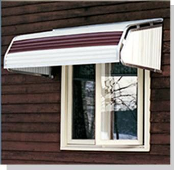 Series 4500 Outdoor Window Awning Metal Awnings For Windows Aluminum Window Awnings Window Awnings