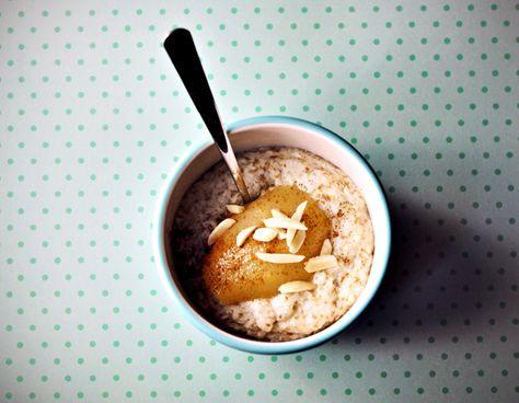 Coconut porridge.