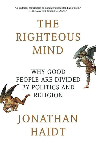 Download Ebooks The Righteous Mind By Jonathan Haidt Mindfulness