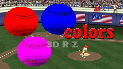 Lets Us Learn Colors With Color parachutes Games Play