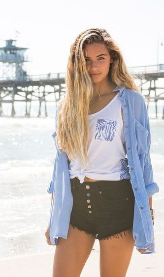 40 Trendy Spring Outfits For Teenage Girls To Enhance Your Personality Fashion Latest