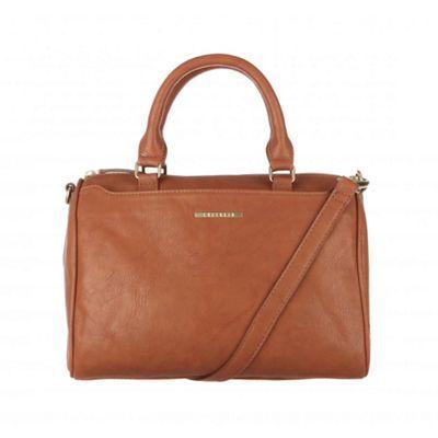 Cultured London Tan 'Katie' cross-body handbag   Debenhams
