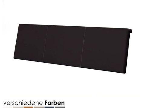 Hasena Factory-Chic Zubehör Kissen Ravo 90/100 cm / PK4 Echtleder 505 bianco