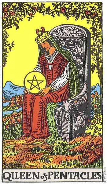 Queen Of Pentacles Rider Waite Mywanderingfool Tarot Pentacles Tarot Rider Waite Tarot Decks Tarot Card Meanings Six of pentacles minor arcana tarot card meaning & reversed card meaning in the context of love, relationships, money, career, health & spirituality all free! queen of pentacles rider waite