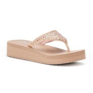 Skechers® Cali Vinyasa Sandals   Kohls