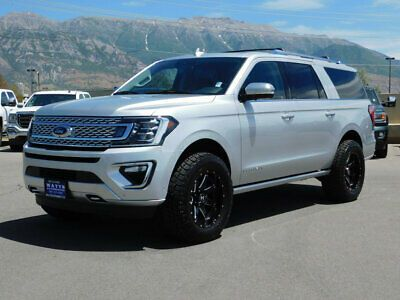 For Sale 2019 Ford Expedition Max Platinum Lifted Expedition