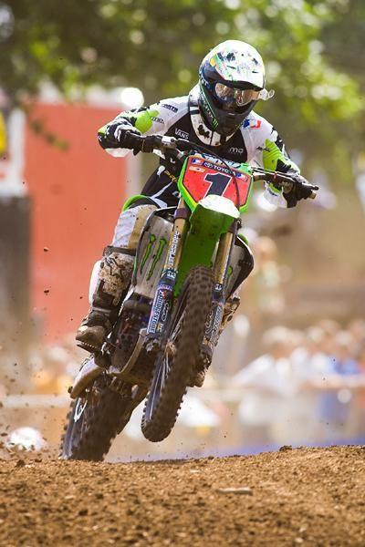 Ryan Villopoto Bike Freestyle Motocross Motorcycle Riders