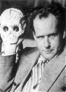 """Sergei Eisenstein -brilliant Russian film director most noted for """"Strike"""", """"Alexander Nevsky"""" and, of course, """"Battleship Potemkin"""""""