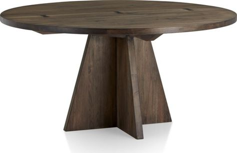 Monarch Shiitake 60 Round Dining Table 60 Round Dining Table
