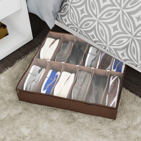 Home In 2020 With Images Under Bed Storage Shoe Storage Bed Storage