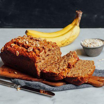 1 Bowl Vegan Gluten Free Banana Bread Recipe Gluten Free