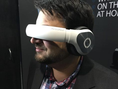 Headphones for your eyes: Avegant and Vuzix focus on movies and games, not VR (hands-on)
