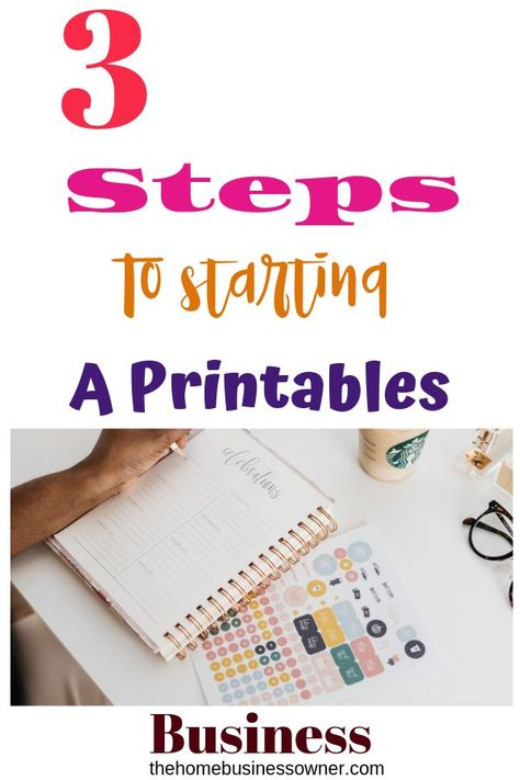Ultimate guide to a Printables Business - THBO Blog
