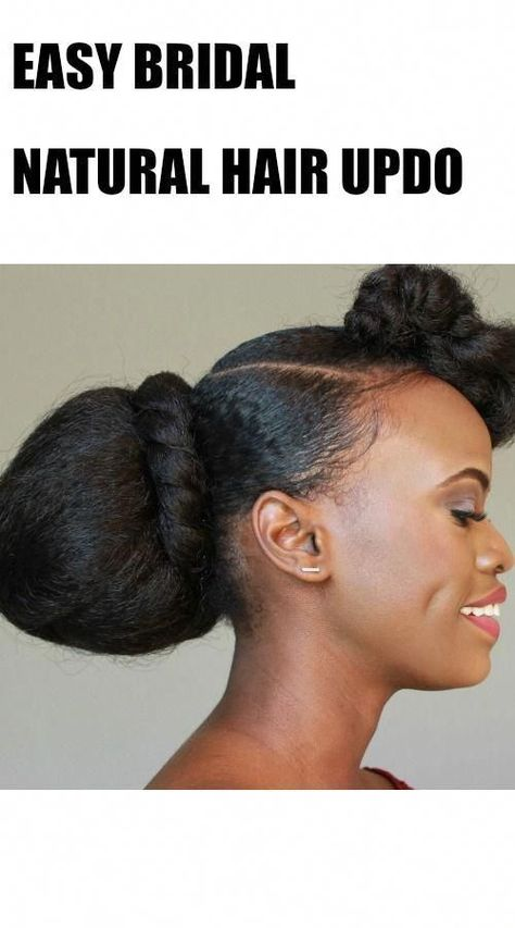 Check out 6 super cute bridal natural hair updos for black women to wear on thei...,  #Black ... -  Check out 6 super cute bridal natural hair updos for black women to wear on thei…,  #Black …,   - #Black #blackyhairstyles #Bridal #Check #curlyhairstyles #Cute #hair #hairstylesmedium #Natural #Super #thei #transitioninghairstyles #updos #Wear #Women