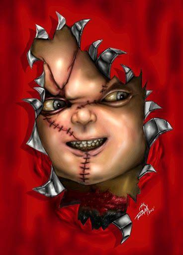 Pin By Andrea Sladkova On Print Chucky Chucky Movies Chucky Doll