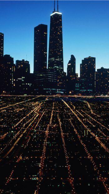 Chicago Iphone Wallpaper Goruntuler Ile
