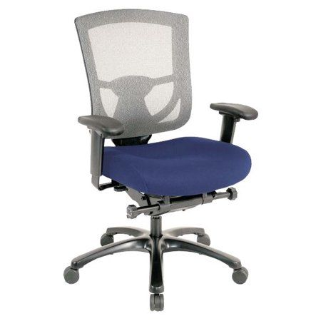 Tempur Pedic 600 Denim Mesh Office Chair Chair Leather Chair
