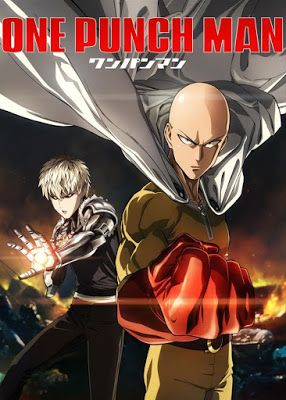 One Puch Man T 1 3 Hd 1080p 1link One Punch Man Poster One Punch Man One Punch