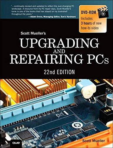 Upgrading And Repairing Pcs 22nd Edition Hardcover In 2020 Pc Repair Computer Books Digital Book