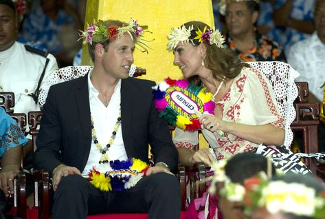 Kate Middleton and Prince William Photo - The Duke And Duchess Of Cambridge Diamond Jubilee Tour - Day 8