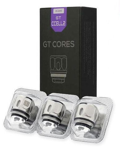 Vaporesso Gt Cores Ccell 2 Ss316l 0 3 Ohm Coils 35 40w Coils Core Ohms