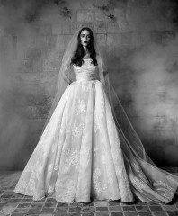 Best wedding dress FW 2017 Свадебная коллекция Zuhair Murad Осень-Зима 2016