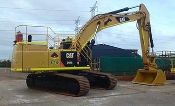 Cat 349DL EXCAVATOR Service Repair Manual Download | Heavy Equipment