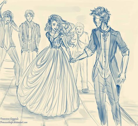 James and lily wedding 2 by princesscleo91 on deviantART
