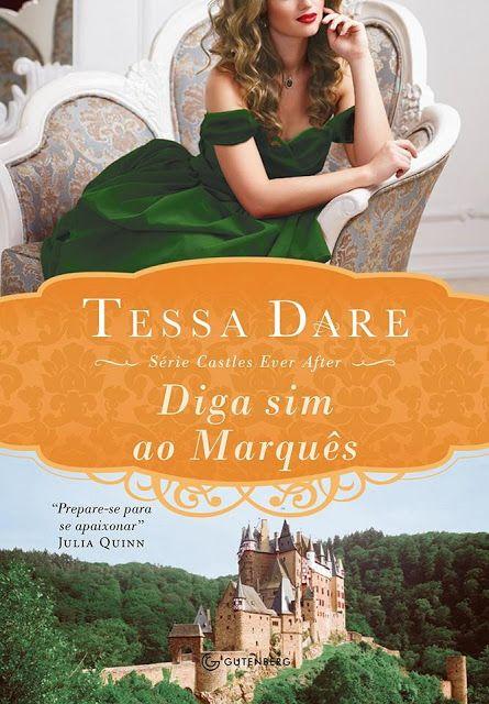 Serie Castles Ever After Vol 2 Autora Tessa Dare Editora