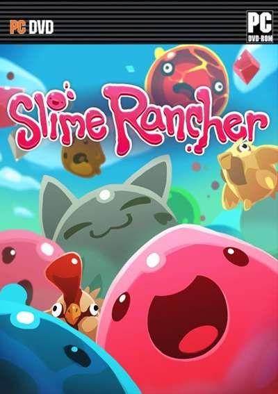 Slime Rancher Mega Slime Rancher Slime Ps4 Games