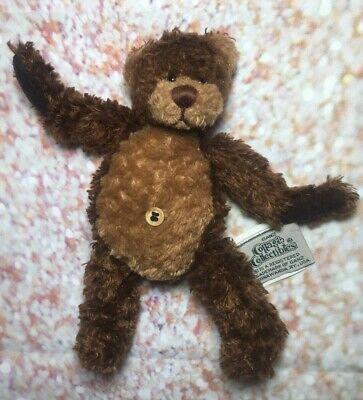 Vtg Ganz Cottage Collectibles Cc1146 Belly Button Bear Plush 1999 Lorraine 8 Ebay In 2020 Bear Plush Plush Bear