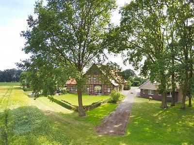 Ferienwohnung In Ladbergen Munsterland Auf Bauernhof Mit Landwirtschaft Ferien Auf Dem Bauernhof Bauernhof Ferien