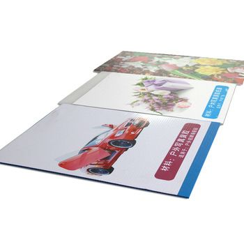 Hollow Plastic Advertising Board Pp Sheet For Outdoor Plate Can Printed Corrugated Plastic Roofing Sheets Corrugated Plastic Sheets Corrugated Plastic Roofing