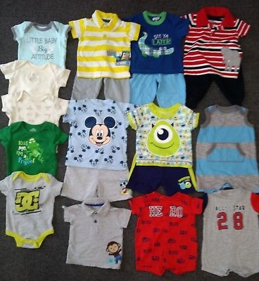 Advertisement Ebay Baby Boy Size 3 3 6 Month Clothing Lot Carter S 504 Baby Boy Pajamas Twin Baby Boys Toddler Boy Outfits