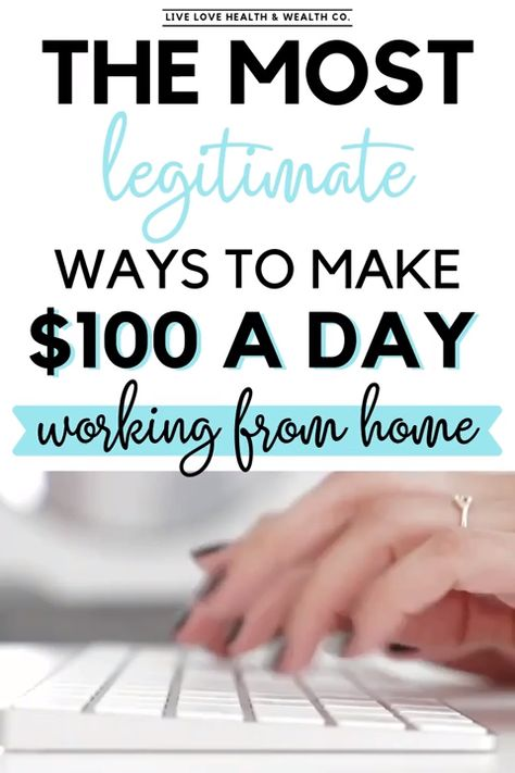 Ways to Make Money Online   Work from Home   Passive Income   Legit Jobs for Stay at Home Moms