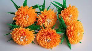 Kwiaty Z Bibuly Szukaj W Google Crepe Paper Diy Paper Flowers