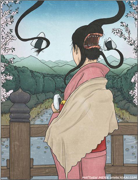 Екаи японии картинки