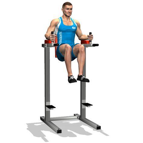 Cet Exercice Agit Sur Le Droit De L Abdomen Et Surtout La Partie Basse Du Muscle Musculation