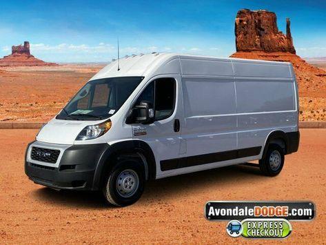 2020 Ram Promaster 2500 2020 Ram Promaster Cargo Van 2500 20 Miles Bright White Clearcoat Full Size Carg In 2020 Cargo Van Hybrid Car Trucks For Sale