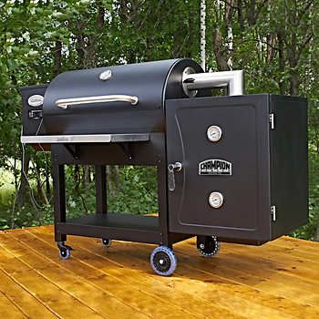 Louisiana Grills Champion Competition Wood Fired Pellet Grill And Smoker Louisiana Grills Grilling Pellet Grill