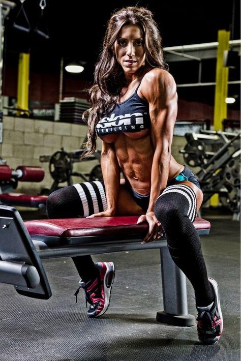Julie Bonnett Workout Motivation Women Fitness Models Female Fitness Models